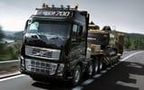 Обои: Volvo, 700, FH16, Трактор, Грузовик, Дорога