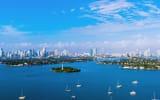 Обои: Майами, яхты, океан, Флорида, florida, здания, Miami, пляж
