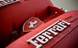 Обои: Ferrari, двигатель, логотип