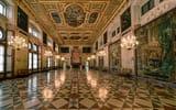 Обои: Kaisersaal, Королевский зал, Münchner Residenz, Бавария, Мюнхен
