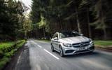 Обои: 2015, Mercedes, UK-spec, AMG, W205, C 63 S, мерседес, амг