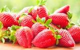 Обои: strawberry, sweet, красная, ягоды, red, berries, клубника, fresh, спелая