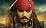 Обои для рабочего стола: пираты карибского моря, джонни депп, джек воробей, на странных берегах