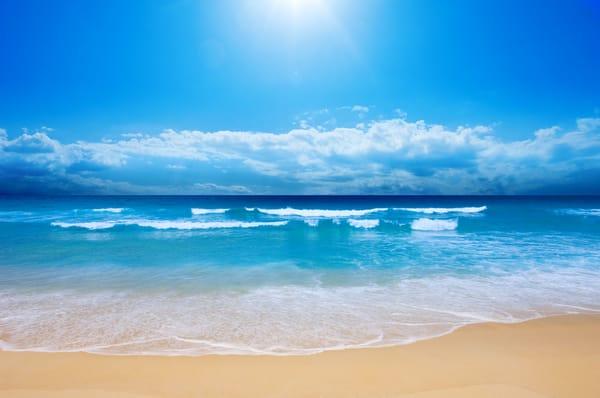 Картинки на рабочий стол море солнце пляж